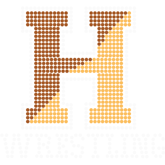 Haverhill H Chest Logo Custom Text