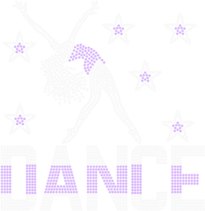Modern Dancer with Stars