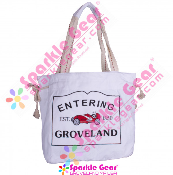 Groveland Pines Speedway Tote
